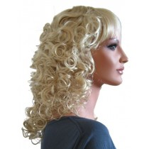 Blond Woman Wig 'BL002' 45cm