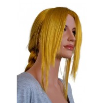 Golden Blonde Cosplay Wig with Pigtail 60 cm 'CP013'
