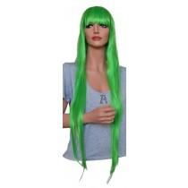 Green Anime Wig 105 cm 'C3029'