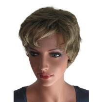 Short Wig for Ladies Light Golden Brown 'BR021'