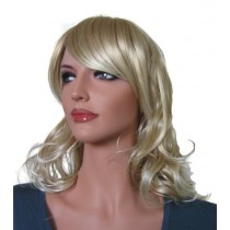 Wig Light Blonde Mix Hair Color 65 cm 'BL018'