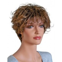 Short Hair Wig for Women African Style Brunette Mix 'BR016'