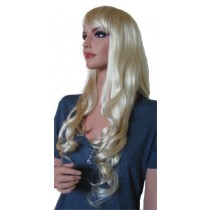 Woman Wig 'BL003' Golden Yellow Blonde 70 cm