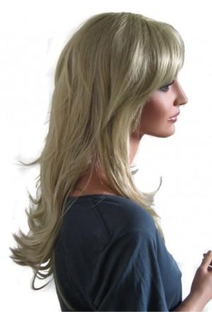 Womans Wig in Butterscotch Blond 'BL001'  55cm