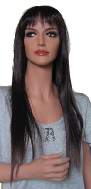 Woman Wig Chocolate Copper 'BR004'  65cm