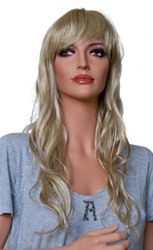Long Ladies Wig Natural Blond 70 cm 'BL032'