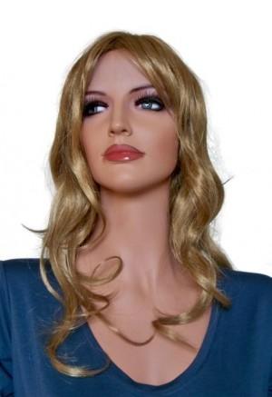 Curly Wig Strawberry Blonde 70 cm 'BL031'