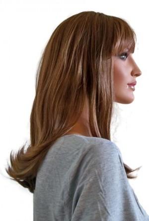 Brunette Wig for Ladies 50 cm 'BR022'
