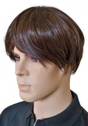 Emo Wig Brown Hair Color 'M006'