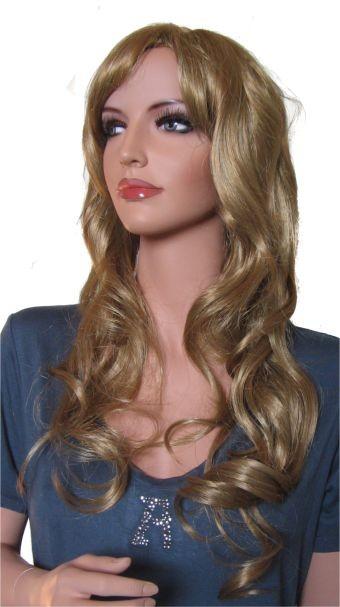 perruque pour femme 39 r001 39 blond v nitien 65cm perruque femme. Black Bedroom Furniture Sets. Home Design Ideas