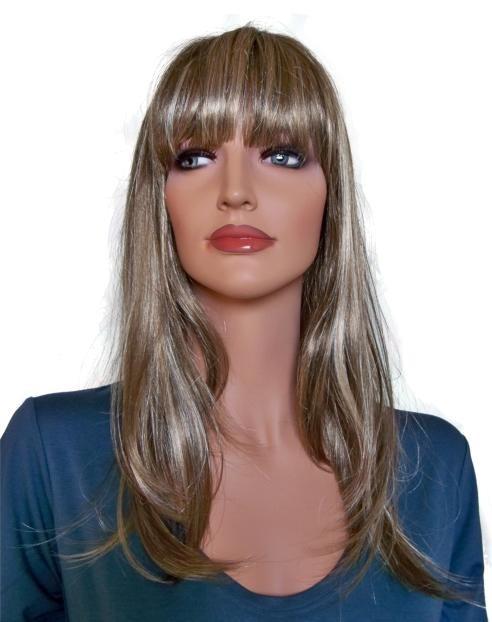 meche brune sur cheveux blond photo coiffures la mode de cette saison. Black Bedroom Furniture Sets. Home Design Ideas