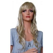 Pruik natuurlijk blond 70 cm 'BL032'