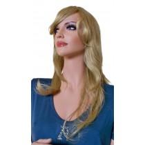 Peruka dla Pani średni blond 60 cm 'BL026'