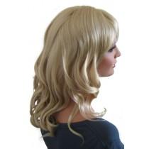 Peruka blondynka 50 cm 'BL024'