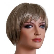 къса коса перука за жени африкански стил брюнетка микс 'BR016'