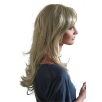 Златно русо перука за жена 'BL001'  55cm