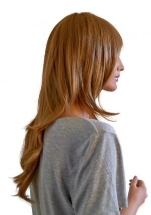 перука за Cosplay светлокафяв 60 cm 'CP027'